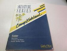 Signature Series Easter Resurrection Camp Kirkland SATB songbook Gaither Music