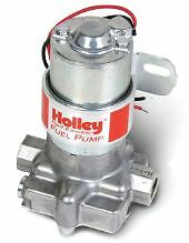 HOLLEY RED FUEL PUMP  7 psi and 97 gallons per hour HO12-801