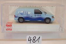 Busch 1/87 Nr. 44652 Dodge Ram Van Kasten Sparkling Spring OVP #481