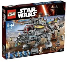 *BRAND NEW* Lego Star Wars Set #75157 Captain Rex's AT-TE *RETIRED*
