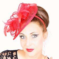 Fascinator am Cerchiello Ornamento per testa Matrimonio Cappello