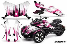 AMR Racing CanAm Spyder F3-S Roadster Graphic Kit Street Bike Decal Wrap CBNX P