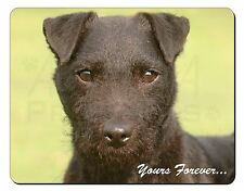 Patterdale Terrier 'Yours Forever' Computer Mouse Mat Christmas Gift I, AD-PT2yM