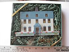 1994 Shelia Dwight House Deerfield Mass Ofc02 With Box Free Shipping