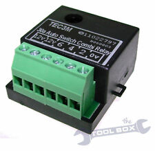 Automatic Caravan Battery Charging Relay 30 Amp with Voltage Sensor