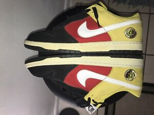 2005 Nike Dunk Low Germany World Cup 304714-014 size US 11.5