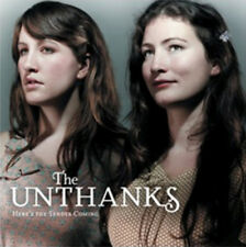 The Unthanks : Here's the Tender Coming CD (2009) ***NEW*** Fast and FREE P & P
