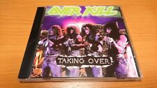 Overkill - Taking Over(1987)CD