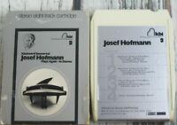 Josef Hofmann Keyboard Immortal Series 8 Track Tape Superscope