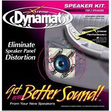 Kit de puerta de Altavoz Dynamat Xtreme Extreme 10435 sonido Material de la impermeabilización de Amortiguamiento