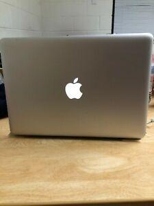 """Apple MacBook Pro 13"""" 2012 i7 8GB 500GB SSD New Battery"""