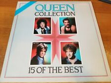 """Queen, Collection, """"15 of the best"""" 15 track 12"""" LP"""