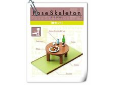 New Oct ~Re-ment Pose Skeleton Tatami Table set Tatami Table Plate