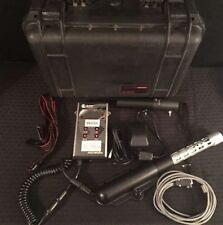 QUEST TECHNOLOGIES AQ5000 Pro Test Meter Air Quality Monitor w/Probe In Case
