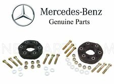 NEW For Mercedes W140 CL500 S420 S500 V8 Set of Two Drive Shaft Flex Joints Kit