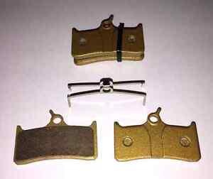 Hope Tech 3 Sintered Disc Brake Pads - 2 pairs