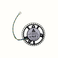 Delta BFB1012L VGA Video Card Radial Cooling Fan 75mm nVidia GeForce 8800GTS/GTX