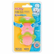 Nuby - Chewbies Teether Twinpack