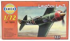 SMER 0899 Lavockin LA-7, Kampfflugzeug, UDSSR, Bausatz, 1:72