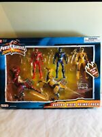 Power Rangers Dino Thunder Raptor Rider Primal Pack