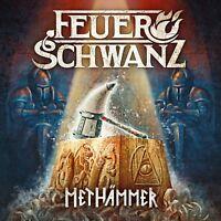FEUERSCHWANZ - METHÄMMER  2 CD NEU