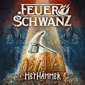 FEUERSCHWANZ - METHÄMMER  2 CD NEW+