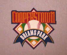 COOPERSTOWN Dreams Park med T shirt Baseball Hall Fame youth teams tee 2006