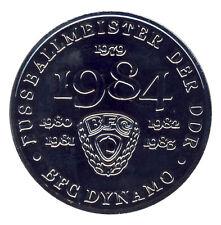DDR-BERLINO-BFC Dynamo-fussballmeister della RDT 1984-prestigio (9935/487n)