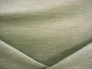 Glant 9670 Gramercy Park Celadon Heavy Linen Velvet Upholstery Fabric