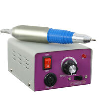 Salon Home PRO Electric Nail Drill Set Art File Bit Acrylic Manicure Pedicure