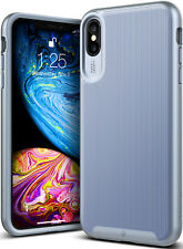 For iPhone XR / XS Max Caseology® [WAVELENGTH] Shockproof Slim Bumper Case Cover