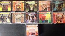 One Lot of (11) Obras Representativas Danzas Y Ballets CDs (CDs 1, 3-12)