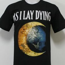 AS I LAY DYING Shadows Are Security T-Shirt 100% Cotton Size S M L XL 2XL 3XL