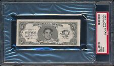 1962 Topps Bucks Yogi Berra PSA 9 (MC) MINT (Only 1 PSA 9)  New York Yankees