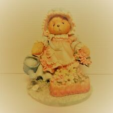 Enesco Cherished Teddies Mary, Mary Quite Contrary #626074 Retired Box & papers