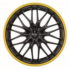 BARRACUDA VOLTEC T6 PURESPORTS/colore bordo giallo cerchione 9x20 - 20 pollici