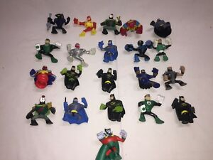 DC Universe Action League Brave And The Bold Action Figure Lot (21) HTF Sinestro