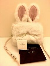 NWT Kate Spade Make Magic Rabbit Bunny Shoulder Bag Clutch Purse Sold out Rare