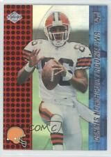 2000 Collector's Edge T3 Preview Holored Dennis Northcutt #Dn Rookie