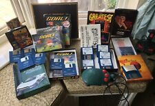 Commodore amiga joysticks and games