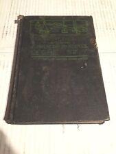 Antique vintage book-Laboratory Exercises to accompany Elem. Principles of Chem.