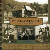 Janette & Joe Carter-Last of Their Kind  (UK IMPORT)  CD NEW
