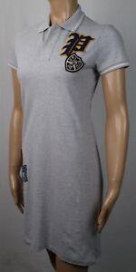 Polo Ralph Lauren Grey Varsity Dress Gothic P Football NWT