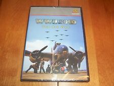 WWII IN HD THE AIR WAR USAAF World War II Color Footage History Channel DVD NEW