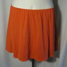 Beach House Woman 20W 20 Coral Pink Swim Skirt Swimsuit Bathing Suit Plus Size