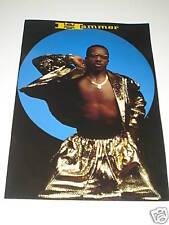 MC HAMMER European Tour 1991 - TOUR PROGRAMME NEW