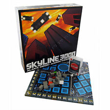 SKYLINE 3000 THE FUTURISTIC BUILDING STRATEGY GAME AGE 10+ BRAND NEW ZMAN GAMES