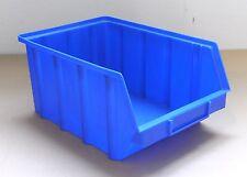 NEU Stapelboxen  Lagerboxen  Sichtlagerboxen Wandschienen  versch. Grö�Ÿen  PP