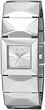 Armani Exchange Street Silver Dial Ladies Watch AX4289
