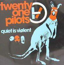 Quiet Is Violent [EP] by Twenty One Pilots (CD, Aug-2014)